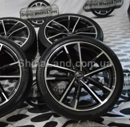 Original Wheels&Tires A4G8601025 BF (Audi S8 D4 Restyling [EUDM] 2014 - 2018)